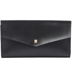 Lodis Blair Continental Leather Clutch Wallet